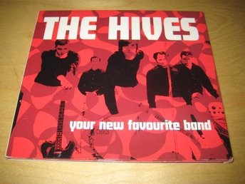 THE HIVES - YOUR NEW FAVOURITE BAND.