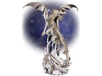 SILVERDRAKE AV MICHAEL WHELAN :FRANKLIN MINT