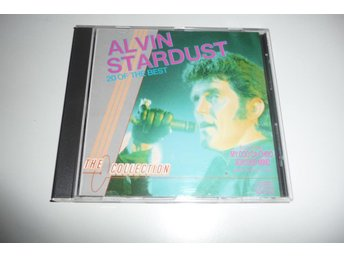 Alvin Stardust-20 of the best