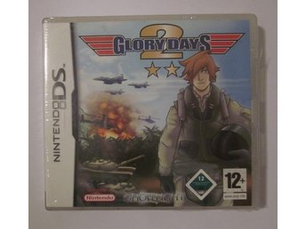 Nintendo DS. NDS: Glory Days 2! NYTT!