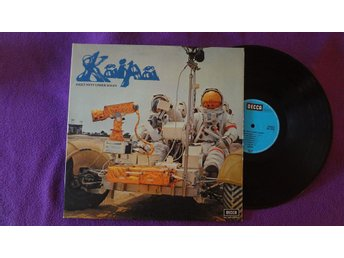 "Kaipa ""Inget Nytt Under Solen"" LP Decca Sweden First Press 1976"
