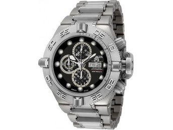 Invicta 11046  Subaqua  Swiss Made Valjoux 7750 Automatic Chronograp Limited Ed