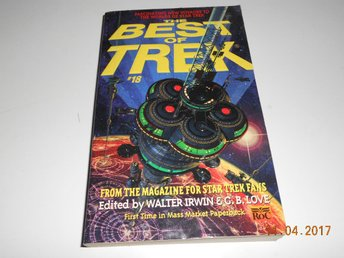 STAR TREK The Best of Trek #18, pocket RoC USA