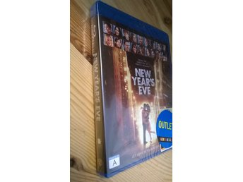 New Year's Eve (Blu-ray), DVD