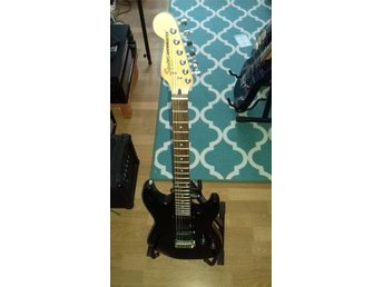 Elgitarr - Fender squire showmaster