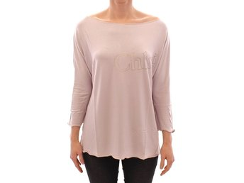 Chloé - Light purple crewneck t-shirt