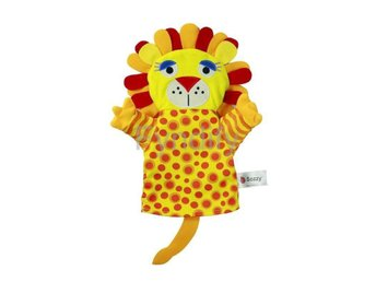 Hand Puppet Toy Lion