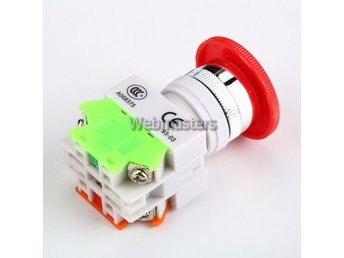 Stoppknapp Emergency Stop Switch Push Button