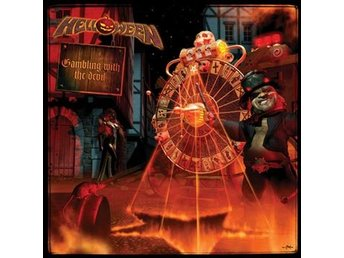 Helloween: Gambling with the devil 2007 (Digi) (CD)