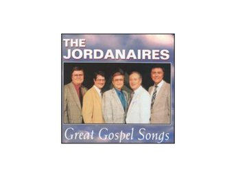 CD THE JORDANAIRES - GREAT GOSPEL SONGS- NY