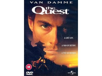The Quest - 1996 - IMPORT EJ SV TEXT (Jean Claude Van Damme, Roger Moore)