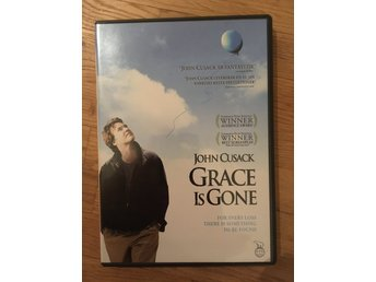 DVD film Grace is gone