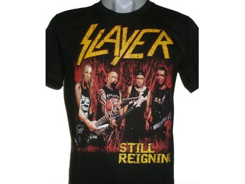 T-SHIRT: SLAYER  (Size XXL)
