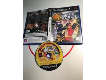 Legend of The Dragon Dragoon Playstation 2 PS2
