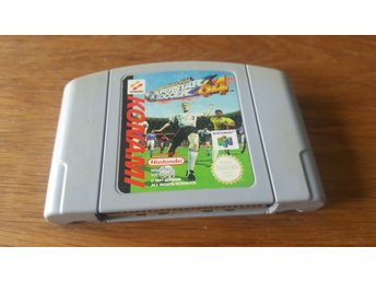 INTERNATIONAL SUPERSTAR SOCCER 64  N64 BEG