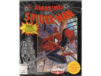 AMAZING SPIDER MAN AMIGA