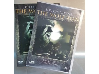 Wolfman - Varulvven - Legacy collection - 3-DVD box