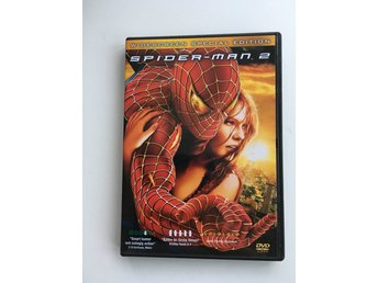 Dvd Spider-Man 2