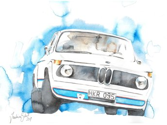 Tavla BMW 2002 Turbo