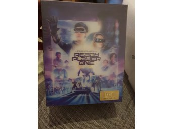 Ready Player One 4K Ultra HD Bluray Box HDZeta