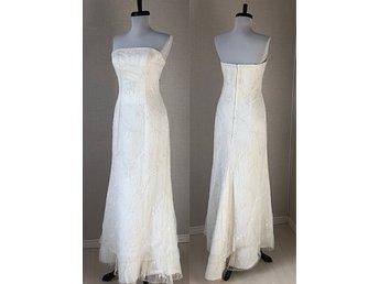4014a9643de2 Bröllopsklänning, Brudklänning Korsett Klännin.. (343732913) ᐈ Köp ...