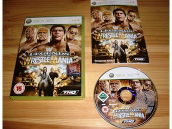 Xbox 360: WWE Legends of Wrestlemania