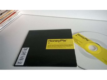 Honey Pie - 2, single CD, promo, rare