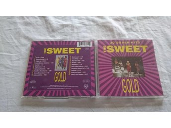 The Sweet - Gold: 20 Super Hits