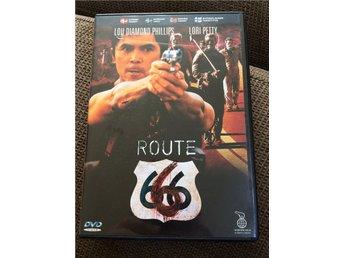 Route 666 - dvd begagnad - Berga - Route 666 - dvd begagnad - Berga