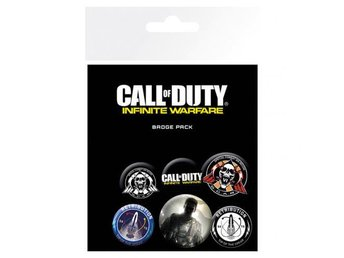 Call Of Duty Knappar Infinite Warfare 6-pack