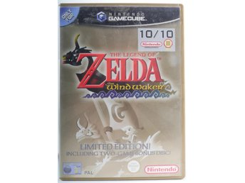 The Legend of Zelda: The Wind Waker Limited Edition - Gamecube - PAL (EU)