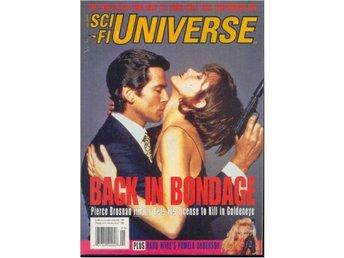Sci Fi Universe Jan. 96 - Pierce Brosnan/Barb Wire - Svedala - Sci Fi Universe Jan. 96 - Pierce Brosnan/Barb Wire - Svedala