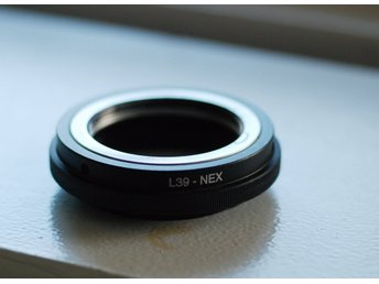 L39 to NEX adapter, Leica L39 lens to NEX sony E mount adapter