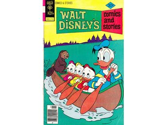 Walt Disneys Comics and Stories nr 446 (1977) / VG / bra lässkick