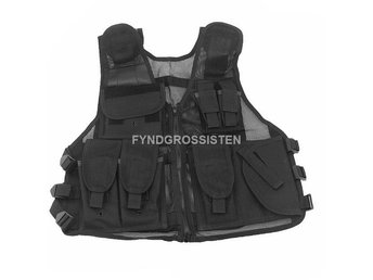 Jakt Väst Tactical Vest Combat Military Army Vest Fri Frakt
