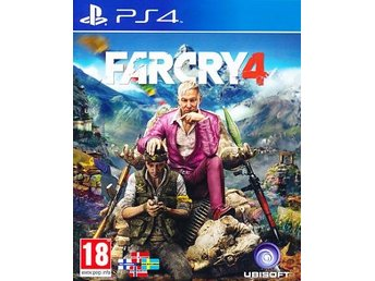 Far Cry 4 NORD PS4 (PS4)