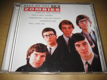 THE ZOMBIES - BEST OF THE 60´S.