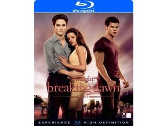 The Twilight Saga: Breaking Dawn Part 1 (Blu-ray)