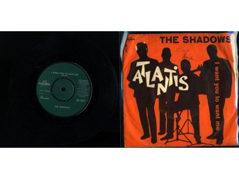THE SHADOWS - ATLANTIS