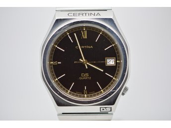 SUPER FIN VINTAGE UR CERTINA DS
