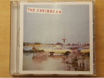 THE CARIBBEAN – History's First Know-It-All CD 2003 Rock Floyd Eno Nyskick!