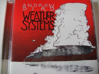 ANDREW BIRD Weather systems CD TOPPSKICK!!!
