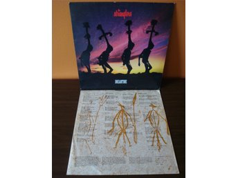 The Stranglers: Dreamtime, 1986 LP, New Wave, Indie Rock.