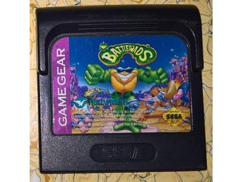 Sega Game Gear spel BattleToads ( Battle Toads gamegear tv-spel)