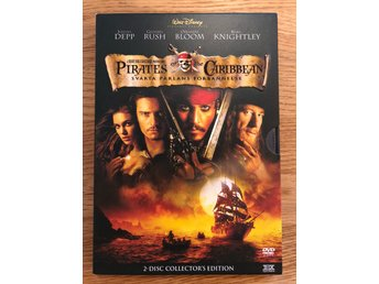 DVD - Pirates of the Caribbean