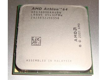AMD Athlon64 3800 Socket 939
