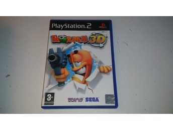 - Worms 3D PAL PS2 -