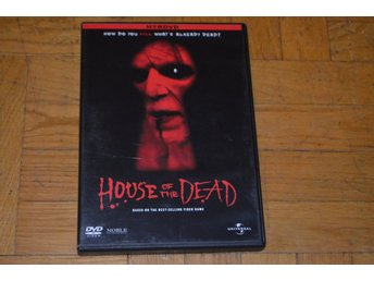 House Of The Dead - 2003 - DVD