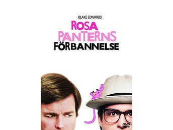Rosa Panterns förbannelse. David Niven och Robert Wagner