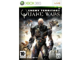 Enemy Territory Quake Wars - XBOX 360  spel